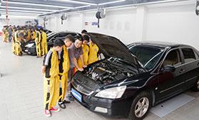 汽车检测与维修工程师