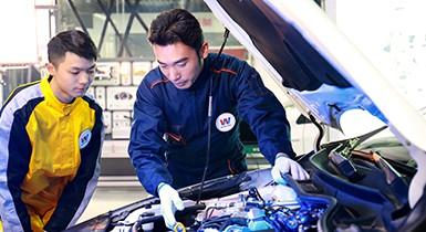 发动机维修保养模块