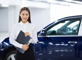 汽车配件管理及营销
